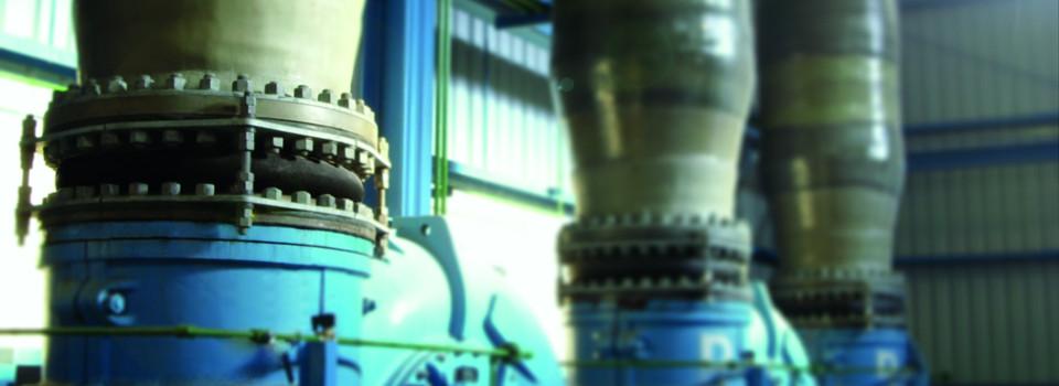 Safetech expansion joints