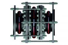 In-line pressure balanced Joint FLEXEL CG21